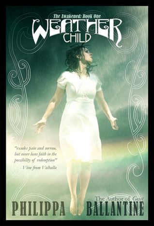 Weather Child by Philippa Ballantine