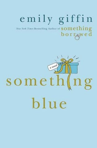Something Blue (Darcy & Rachel, #2)