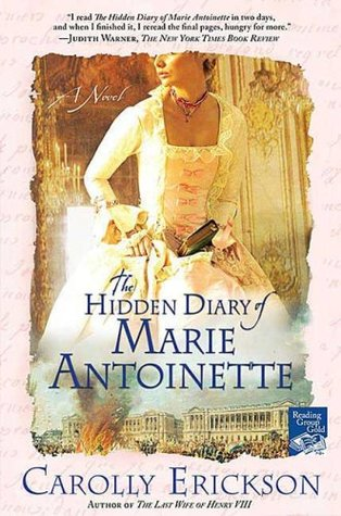 The Hidden Diary of Marie Antoinette