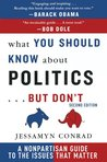 What You Should Know About Politics...But Don't