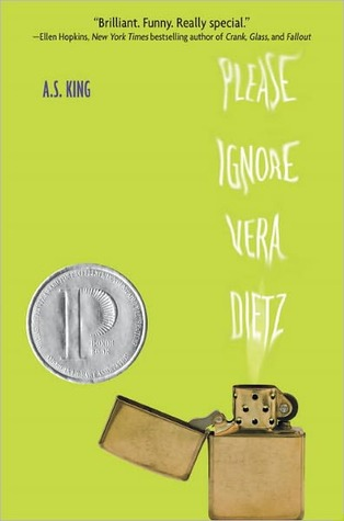 Please Ignore Vera Dietz by A.S. King
