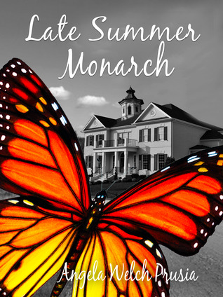 Late Summer Monarch by Angela Welch Prusia