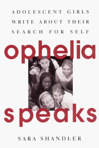 Ophelia Speaks  by Sara Shandler