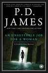 An Unsuitable Job for a Woman (Cordelia Gray, #1)