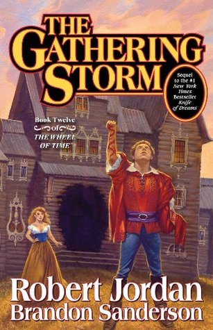 The Gathering Storm by Robert Jordan