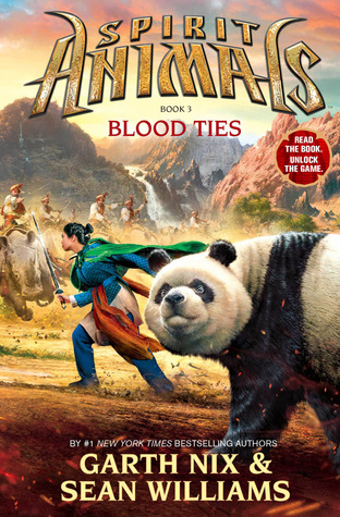 Blood Ties (Spirit Animals, #3)