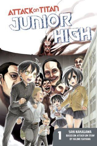Attack on Titan: Junior High, Vol. 1