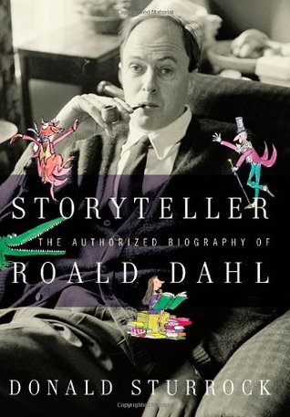 Storyteller by Donald Sturrock