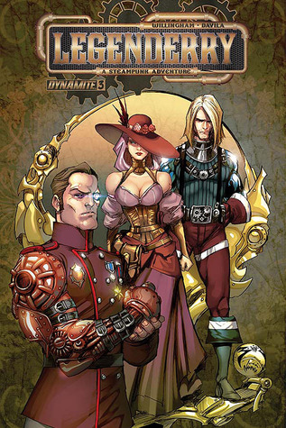 Legenderry: A Steampunk Adventure (Dynamite 3)