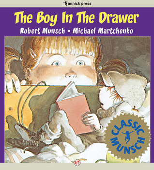 The Boy in the Drawer: Read-Aloud Edition