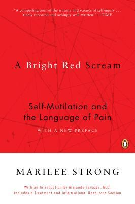 A Bright Red Scream by Marilee Strong