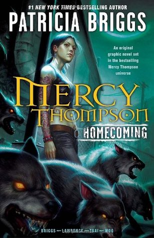 Mercy Thompson by Patricia Briggs