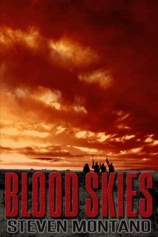 Blood Skies by Steven Montano