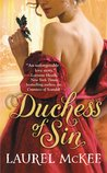 Duchess of Sin (The Daughters of Erin, #2)