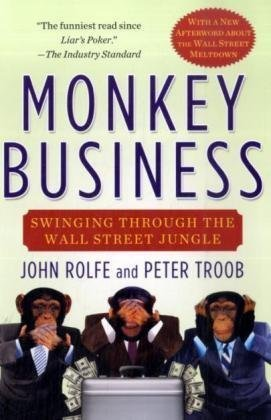 Monkey Business by John Rolfe