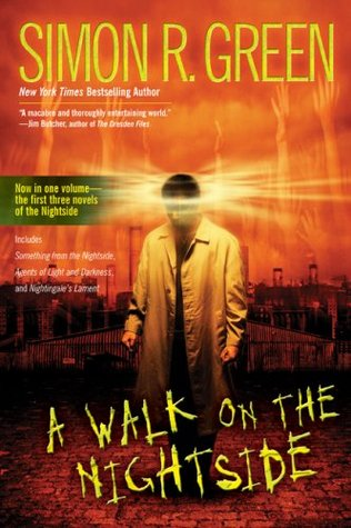 A Walk on the Nightside (Nightside, #1-3)