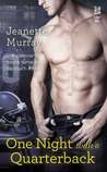 One Night with a Quarterback (The Santa Fe Bobcats #1)
