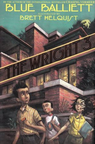 The Wright 3 (Chasing Vermeer, #2)