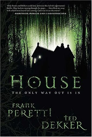 House [With DVD] by Frank Peretti