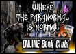 Welcome To Larissa's Bookish Life!  Where The Paranormal is Normal! {ONLINE BookClub}