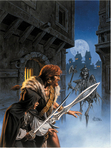 "Sword & Sorcery: ""An earthier sort of fantasy"""