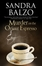 Coffee with Mystery-writer Sandra Balzo