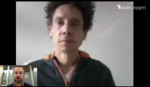 Authors Live at Goodreads: Malcolm Gladwell