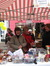 May Day Holywood charity stall