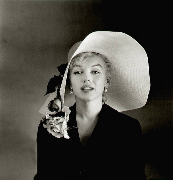 Marilyn by Carl Perutz, 1958