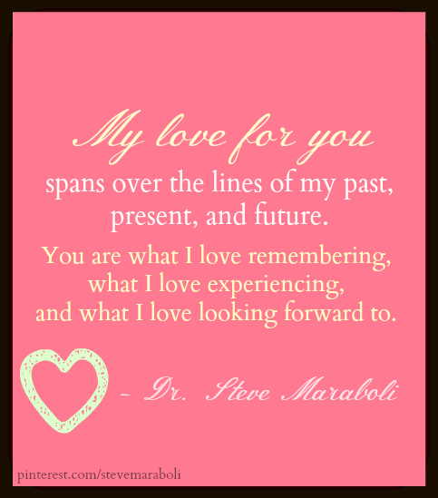 Past And Future Love Quotes. QuotesGram