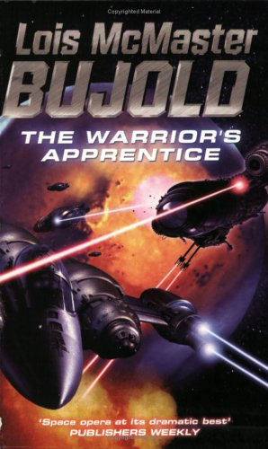 The Warrior's Apprentice (Vorkosigan Saga, #2)