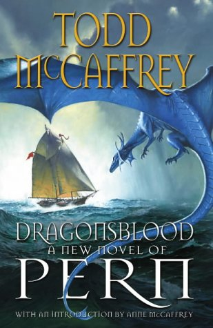Dragon's Blood by Todd McCaffrey