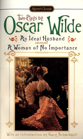 A woman of no importance by