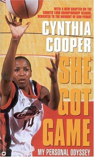 Cynthia cooper she got game my