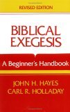 recommended reading - Biblical Exegesis (Revise