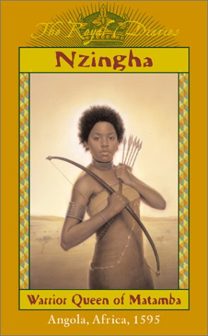 Nzingha: Warrior Queen of Matamba, Angola, Africa, 1595
