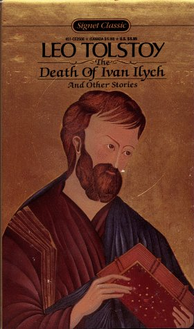 An analysis of life and death in leo tolstoys the death of ivan ilych
