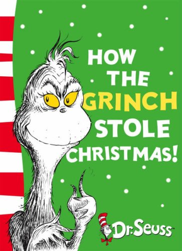 How the Grinch Stole Christmas! (Yellow back book)