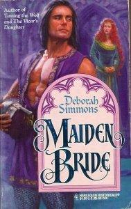 Maiden Bride (Harlequin Historical, #332) (de Laci, #2)