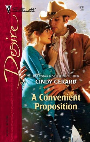 A Convenient Proposition (Silhouette Desire, #1734)