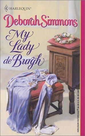 My Lady de Burgh (de Burgh, #5)