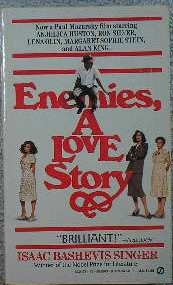 enemies a love story book review