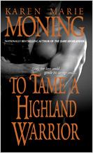 To Tame A Highland Warrior (Highlander #2)