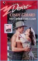 The Cowboy Takes a Lady (Silouette Desire, #957)
