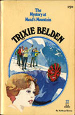 The Mystery at Mead's Mountain (Trixie Belden #22)