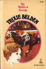 The Mystery at Saratoga (Trixie Belden # 24)