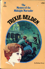 The Mystery of the Midnight Marauder (Trixie Belden #30)