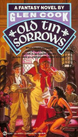 Old Tin Sorrows (Garrett P.I., #4)
