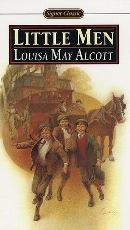 Little Men (Little Women #2)