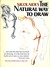 The Natural Way to Draw: A Working Plan for Art Study (Paperback)